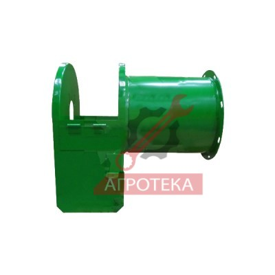 Кожух элеватора зернового (AH125554/AH134560/AH136484/AH129355/AH134562/AH136485), JD9500 (John Deere)
